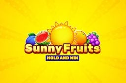 Playsonin uusi Sunny Fruits: Hold and Win