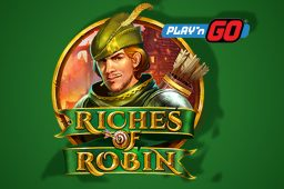 Riches of Robin on Play'n GO:n kuuma uutuus