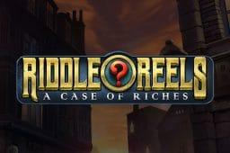 Riddle Reels: A Case of Riches kolikkopeli vie sinut mukanaan jännittävään seikkailuun