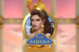 Rise of Athena on Play'n GO:n uusi muinaiseen Kreikkaan liittyvä kolikkopeli