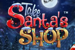 Take Santa's Shop on jouluinen Betsoft Gamingin uusi kolikkopeli