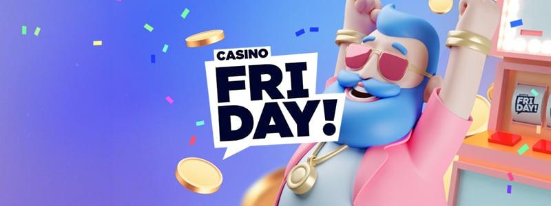 Taman hetken parhaat uudet nettikasinot - testaa naita - Casino Friday - CasinoTop