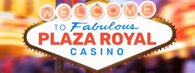 Taman hetken parhaat uudet nettikasinot - testaa naita - Plaza Royal - CasinoTop