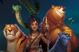 Testaa Jungle Books -kolikkopeliä ilmaiseksi - Viidakkokirja vie sinut seikkailuun