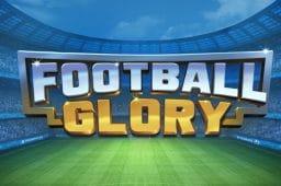 Yggdrasil Gamingin Football Glory vie sinut keskelle jalkapallokenttää