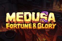 Yggdrasil Gamingin Medusa: Fortune & Glory vie sinut mukanaan antiikin Kreikkaan