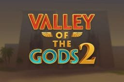 Yggdrasil Gamingin Valley of the Gods -peli saa jatkoa