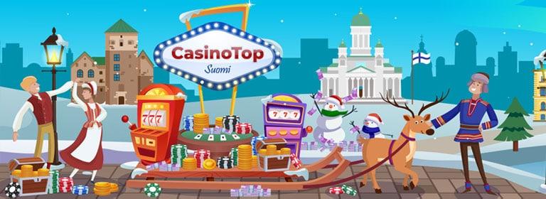 CasinoTop Suomi Header Mobile
