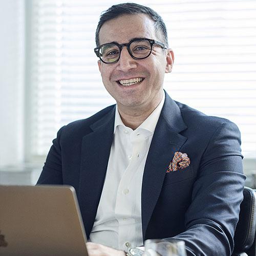Reza Shojaei | Valuemarke