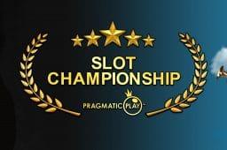 【8月10日まで】賞金総額$120,000のPragmatic Play社『スロット・チャンピオンシップ』
