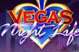 最新スロット「Vegas Night Life」の先行リリース記念トーナメントに参加しよう!