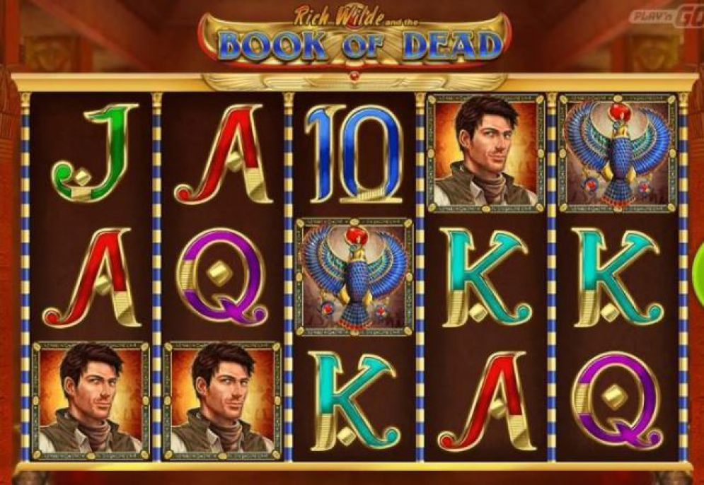 Book of Dead Slot Images - CasinoTop