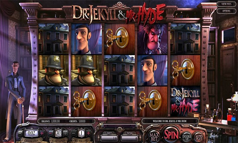 Dr Jekyll and Mr Hyde Slot Images - CasinoTop