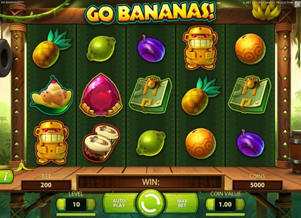Go Bananas Slot Images - CasinoTop