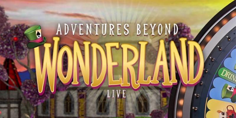 Introduction of target games - Adventures Beyond Wonderland Live - CasinoTop