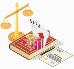 オンラインカジノは合法か?違法か?