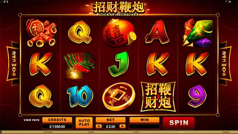 Lucky FirecrLucky Firecracker Slot Images - CasinoTopacker Slot Images - CasinoTop