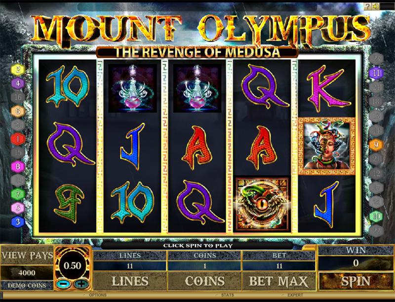 Mount Olympus Slot Images - Casinotop