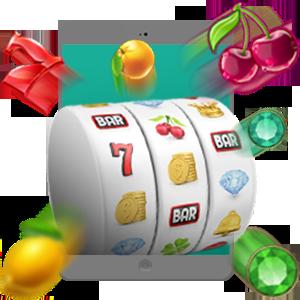 Online slot feature