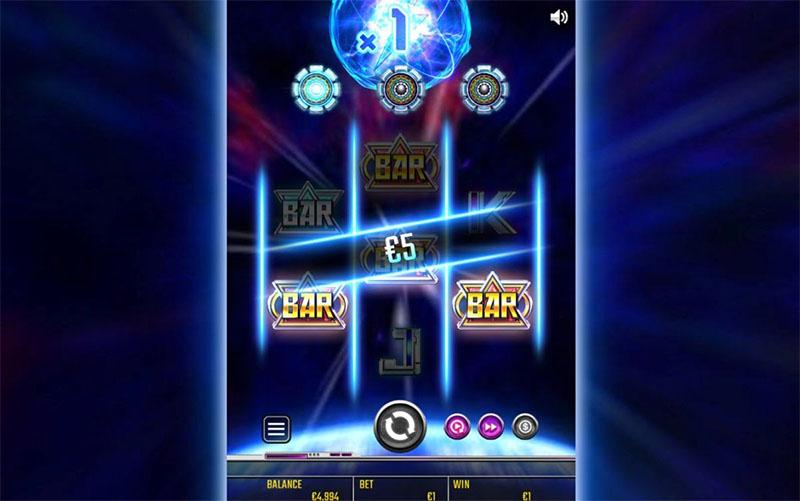 Raigeki Rising x30 Screenshot - CasinoTop