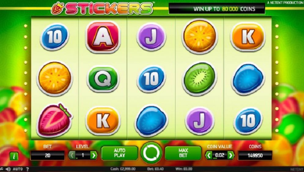 Stickers Slot Images - CasinoTop