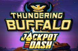 Thundering Buffalo: Jackpot Dash Image