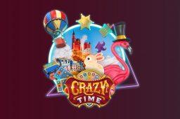 【4月1日まで】『Crazy Time』で遊んで豪華賞品ゲット!チェリーカジノで絶賛トーナメント開催中!