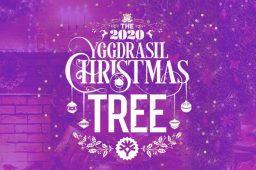 【1月11日まで】嬉しい賞金が当たる!Yggdrasil社企画キャンペーン「クリスマスツリー」