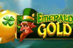 【3月19日まで】「Emerald Gold」で遊んで賞金をGETしよう!St.Patrick's Day記念キャンペーン開催中