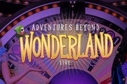 【5月13日まで】チェリーカジノでライブカジノを楽しもう!「Adventures Beyond Wonderland Live」トーナメント開催中