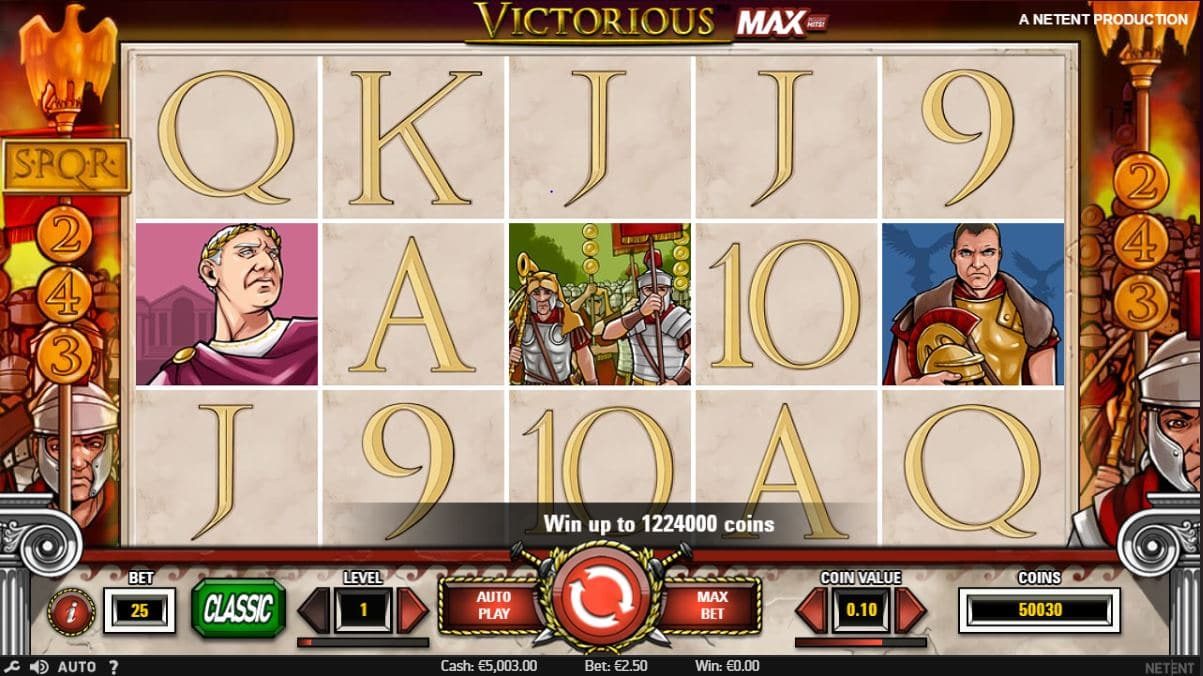 Victorious MAX Slot Images - CasinoTop