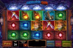 Cascading Cave Slot Image