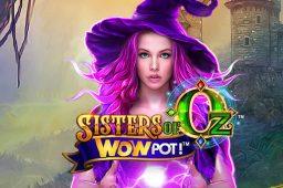 【チェリーxまね吉】ジャックポットスロット「Sisters of Oz」でフリースピンをもらおう!