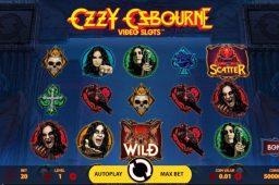 Ozzy Osbourne Video Slots Image