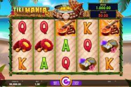 Tiki Mania Slot Image