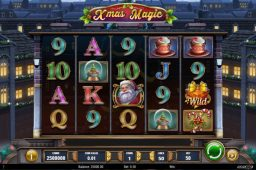 Xmas Magic Slot Image