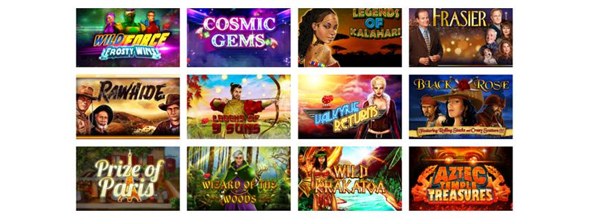2 by 2 Gaming Spillutvalg - CasinoTopp