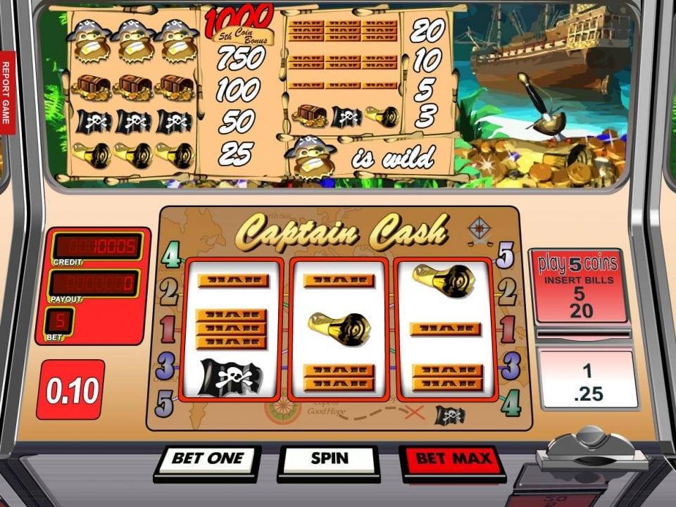 Captain Cash - image