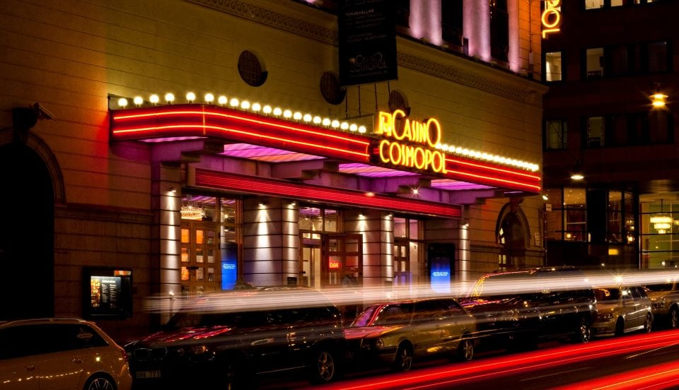 casino sverige gøteborg