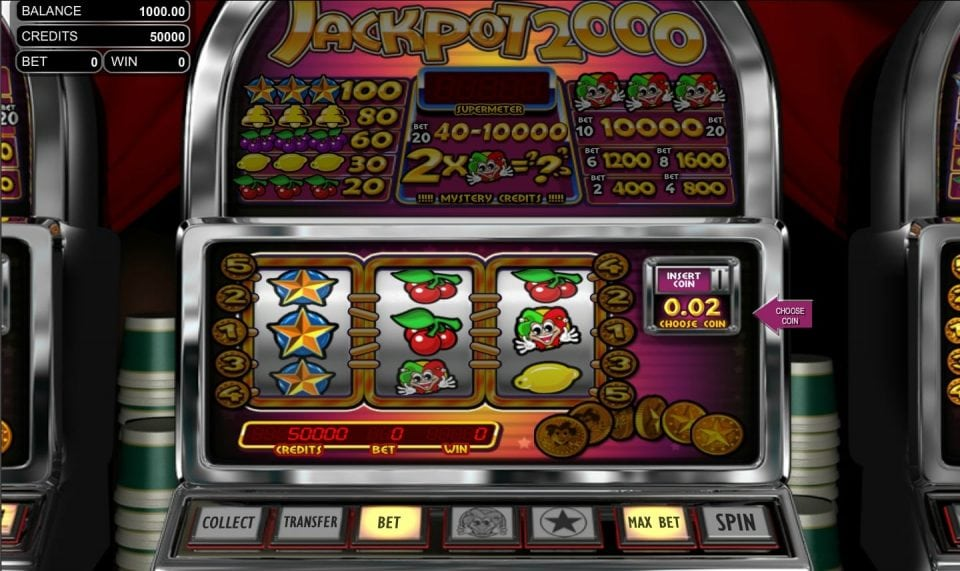 Jackpot 2000 Logo