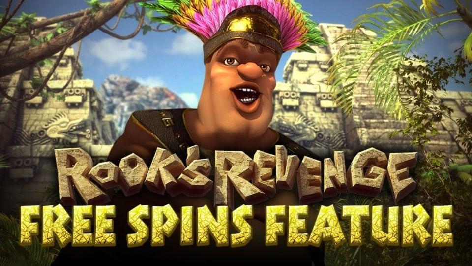 Rook's Revenge - Banner