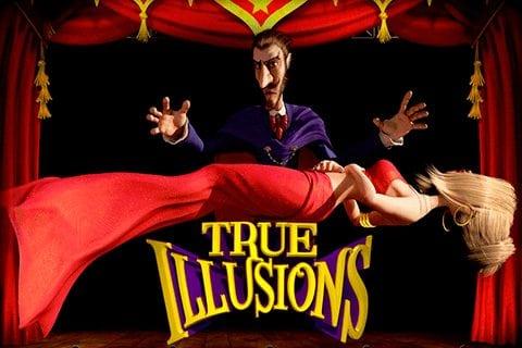 True Illusions Banner
