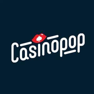 CasinoPop Logo | CASINOTOPP