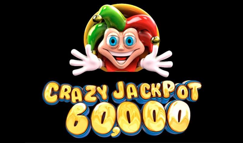 Crazy Jackpot 60000 Logo