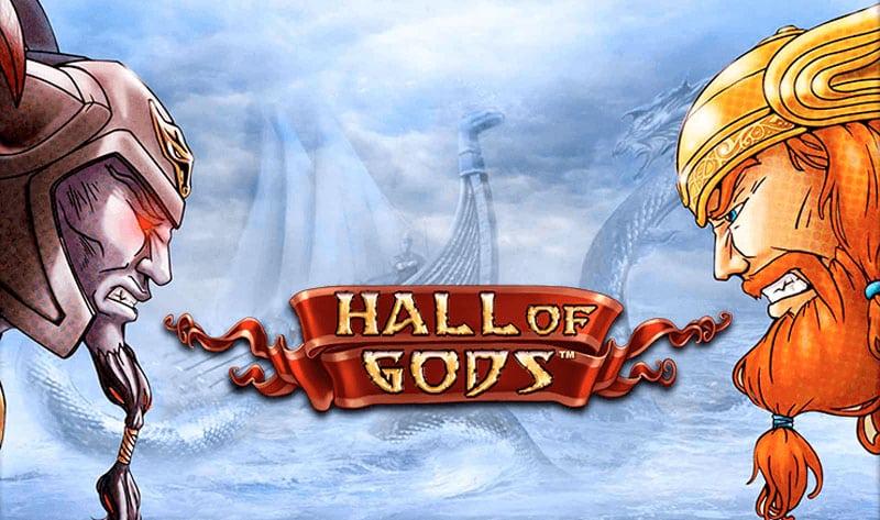 Hall of Gods Casinotopp