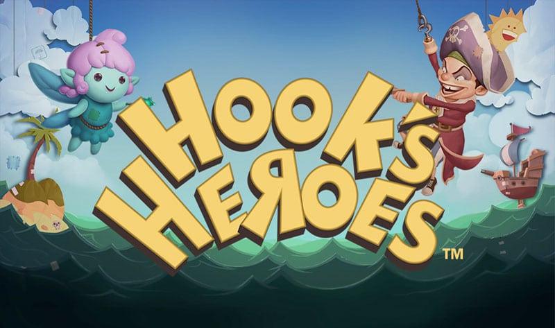 Hook's Heroes Logo
