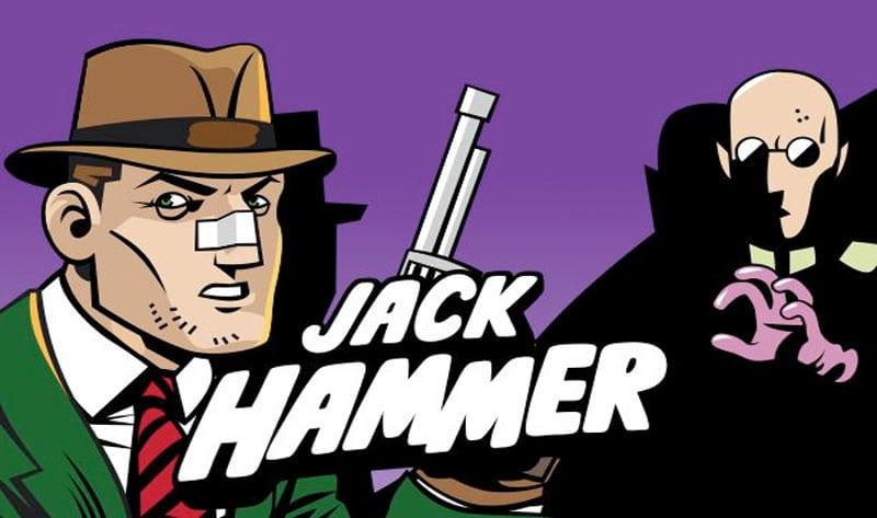 Jack Hammer Logo