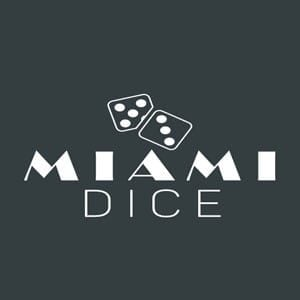 Miami Dice Logo | CASINOTOPP