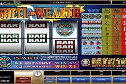 Wheel Of Wealth Image