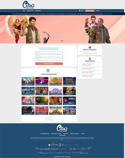 CasinoAndFriends Screenshot